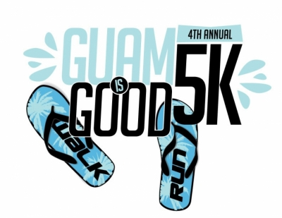 Guam is Good 4th annual 5k